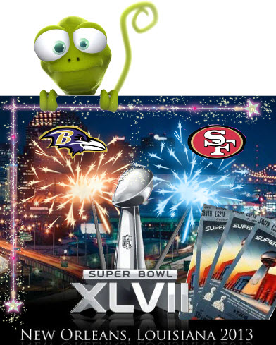Superbowlparty 2013