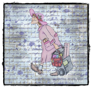 scrap lady